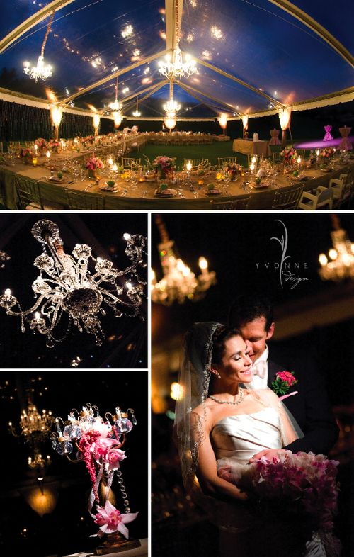 We are thrilled to have a wedding we designed on Platinum Weddings