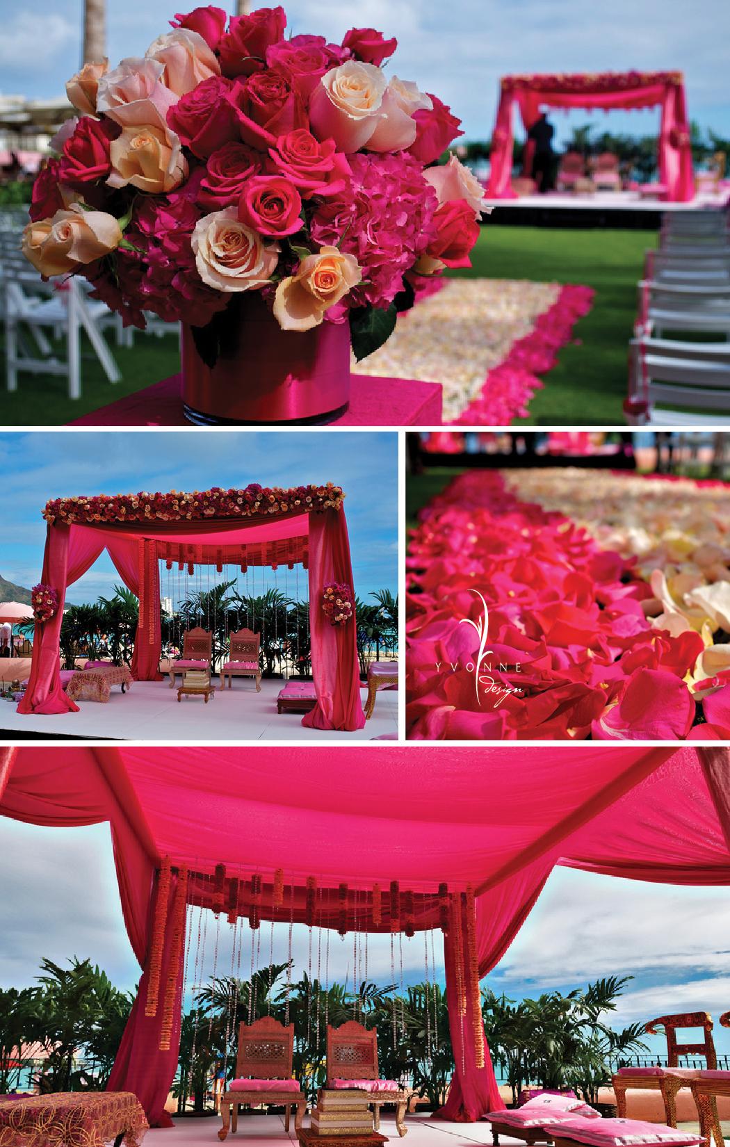 Yvonne Design: Royal Hawaiian