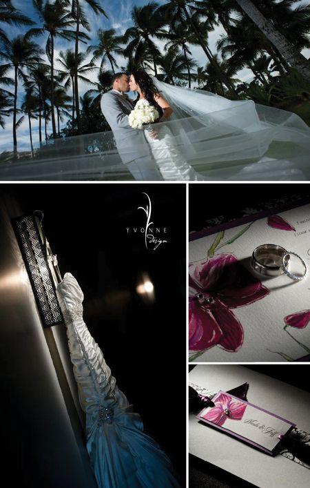Borys Lanikuhonua Wedding1
